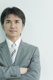 日本人ビジネスマンの写真素材 [FYI01620202]