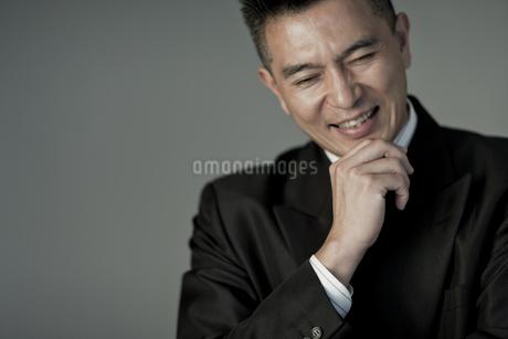 日本人の中高年男性ポートレートの写真素材 [FYI01620596]