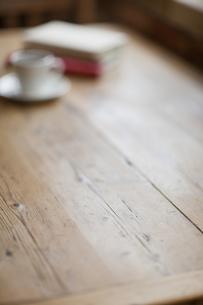 テーブルの背景イメージの写真素材 [FYI01620818]