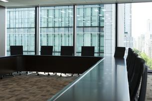 会議室の写真素材 [FYI01621109]