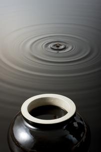 黒酢イメージの写真素材 [FYI01621147]