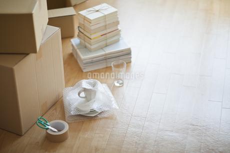 引っ越しイメージの写真素材 [FYI01621179]