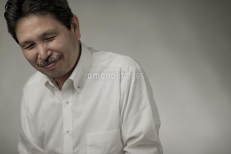 シニア男性のポートレートの写真素材 [FYI01621248]