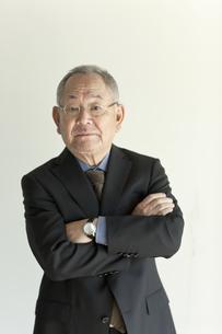 日本人男性ビジネスマンの写真素材 [FYI01621288]