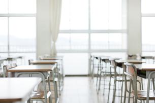 教室の写真素材 [FYI01621441]