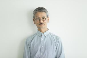 日本人シニア男性の写真素材 [FYI01622062]