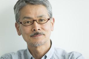 日本人シニア男性の写真素材 [FYI01622070]