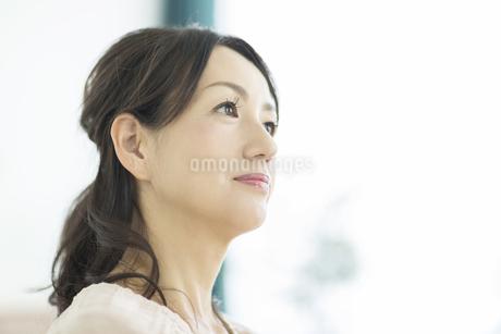40代日本人女性の写真素材 [FYI01622227]