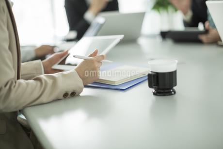 会議イメージの写真素材 [FYI01622235]