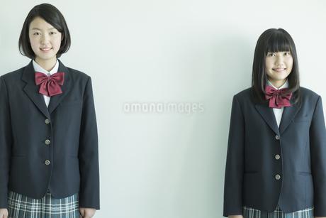 日本人女子校生の写真素材 [FYI01622506]