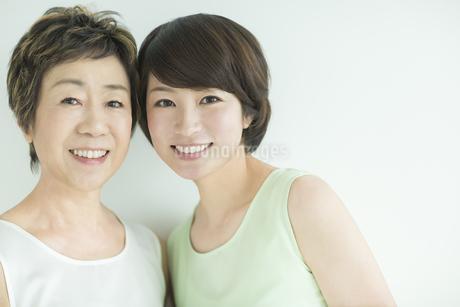 母娘のビューティーイメージの写真素材 [FYI01622621]
