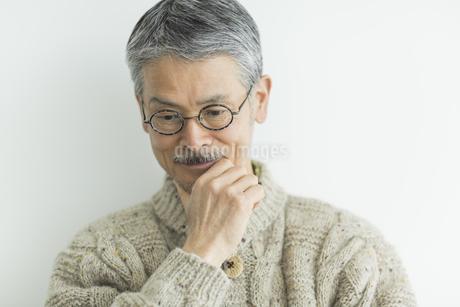 日本人シニア男性の写真素材 [FYI01622715]