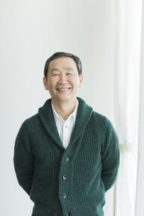 日本人シニア男性の写真素材 [FYI01622811]