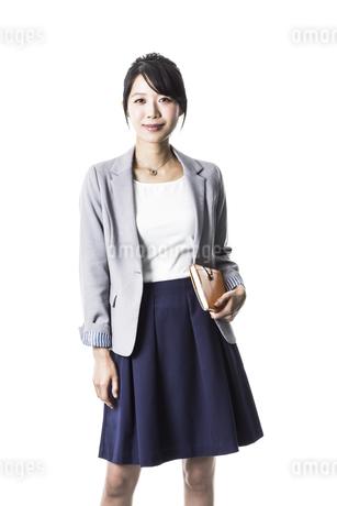 日本人ビジネスウーマンの写真素材 [FYI01622918]