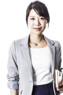 日本人ビジネスウーマンの写真素材 [FYI01622984]