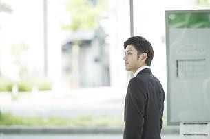 日本人ビジネスマンの写真素材 [FYI01623072]
