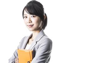 日本人ビジネスウーマンの写真素材 [FYI01623155]