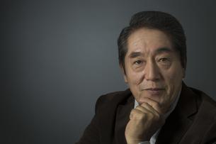 日本人シニア男性の写真素材 [FYI01623336]