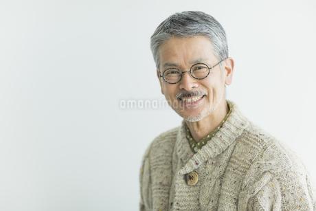 日本人シニア男性の写真素材 [FYI01623447]