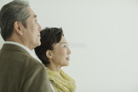 日本人シニア夫婦の写真素材 [FYI01623516]