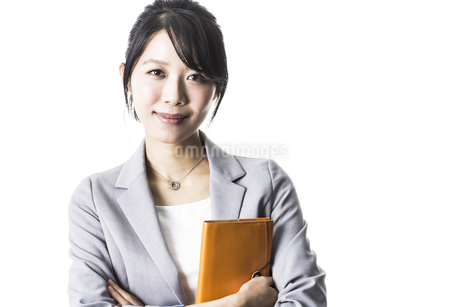 日本人ビジネスウーマンの写真素材 [FYI01623604]
