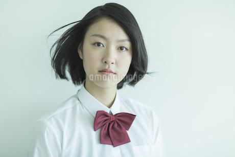 日本人女子校生の写真素材 [FYI01623728]