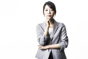 日本人ビジネスウーマンの写真素材 [FYI01623790]