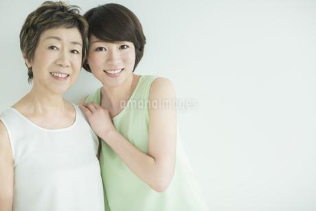 母娘のビューティーイメージの写真素材 [FYI01623963]