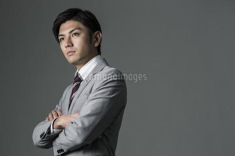 日本人ビジネスマンの写真素材 [FYI01624150]
