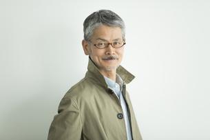 日本人シニア男性の写真素材 [FYI01624394]