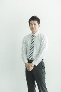 日本人ビジネスマンの写真素材 [FYI01624479]