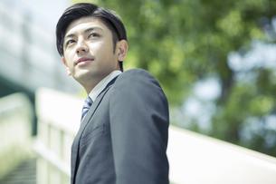 日本人ビジネスマンの写真素材 [FYI01624521]