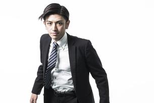 日本人ビジネスマンの写真素材 [FYI01624603]