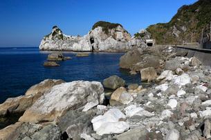 白崎海岸の写真素材 [FYI01625287]
