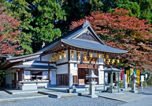 比叡山延暦寺東塔の大黒堂の写真素材 [FYI01625354]