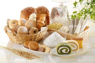 米粉製品各種の写真素材 [FYI01625635]
