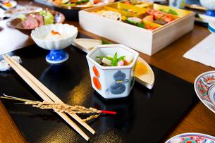 おせち料理の写真素材 [FYI01626031]
