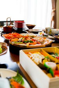 おせち料理の写真素材 [FYI01626199]