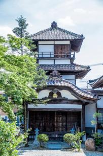 阿弥陀寺の御三階の写真素材 [FYI01626277]