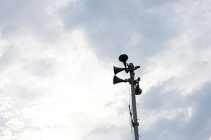 防災無線の写真素材 [FYI01627119]