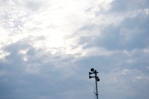 防災無線の写真素材 [FYI01627154]