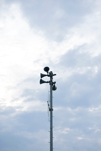 防災無線の写真素材 [FYI01627245]