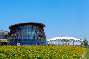 新潟市食育・花育センターの写真素材 [FYI01627336]