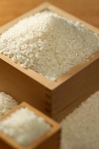 米と升の写真素材 [FYI01627394]