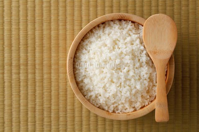 ご飯とおひつの写真素材 [FYI01627799]