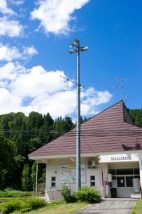 防災行政無線の写真素材 [FYI01627860]