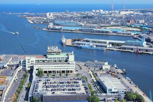 新潟西港の写真素材 [FYI01628273]