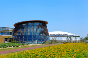 新潟市食育・花育センターの写真素材 [FYI01628395]