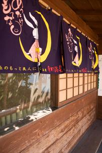 バス停の待合室の写真素材 [FYI01628590]