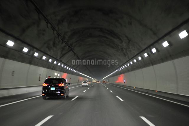 新名神高速道路,鈴鹿トンネルの写真素材 [FYI01628883]